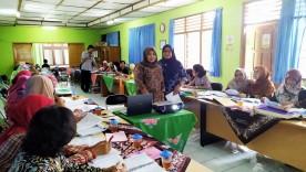 Pembinaan Sistem Informasi Posyandu Kelurahan Patangpuluhan