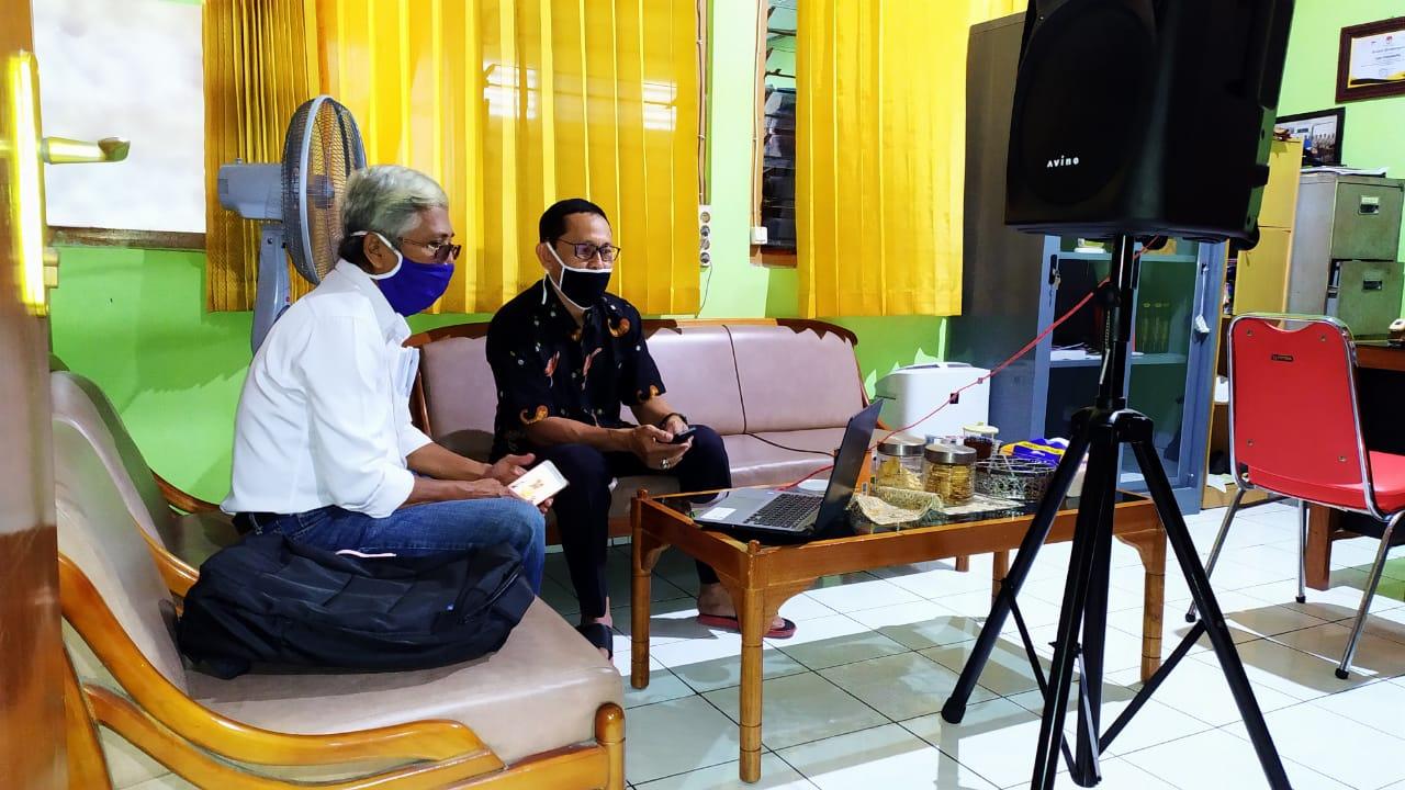 Musrengbang  RKPD  2021 Secara  Online