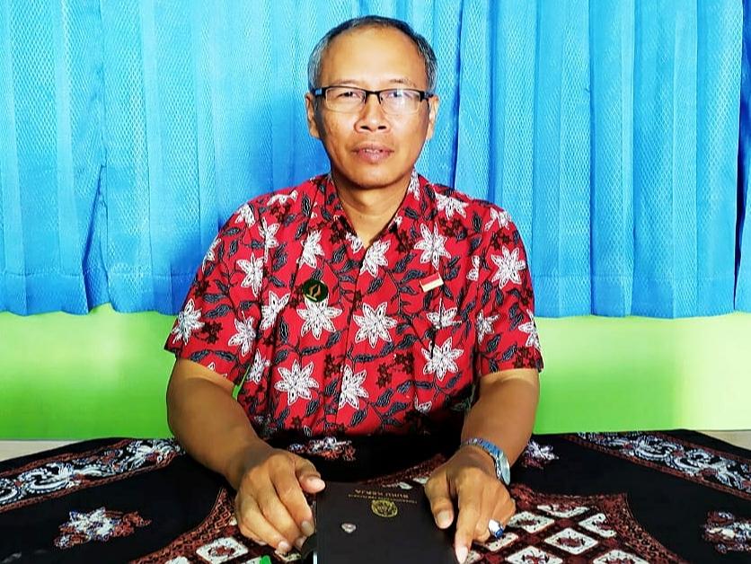 Sarosa , SP  Kepala Seksi  Pelayanan Informasi dan Pengaduan