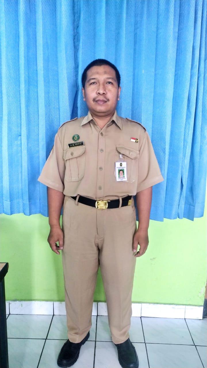 Achmad A.Arifin, SIP.MPA  Lurah Patangpuluhan